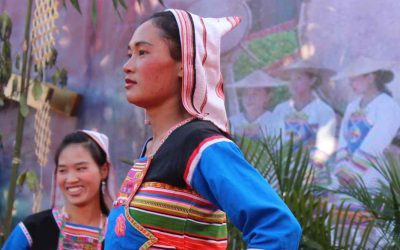 To marry a goddess in Yunnan (Jinuo nationality)
