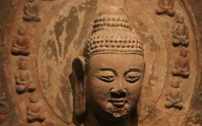 The most beautiful Buddhist sculpture in Beijing