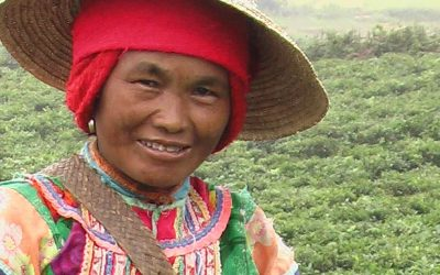 The Bulang, aborigines of Yunnan