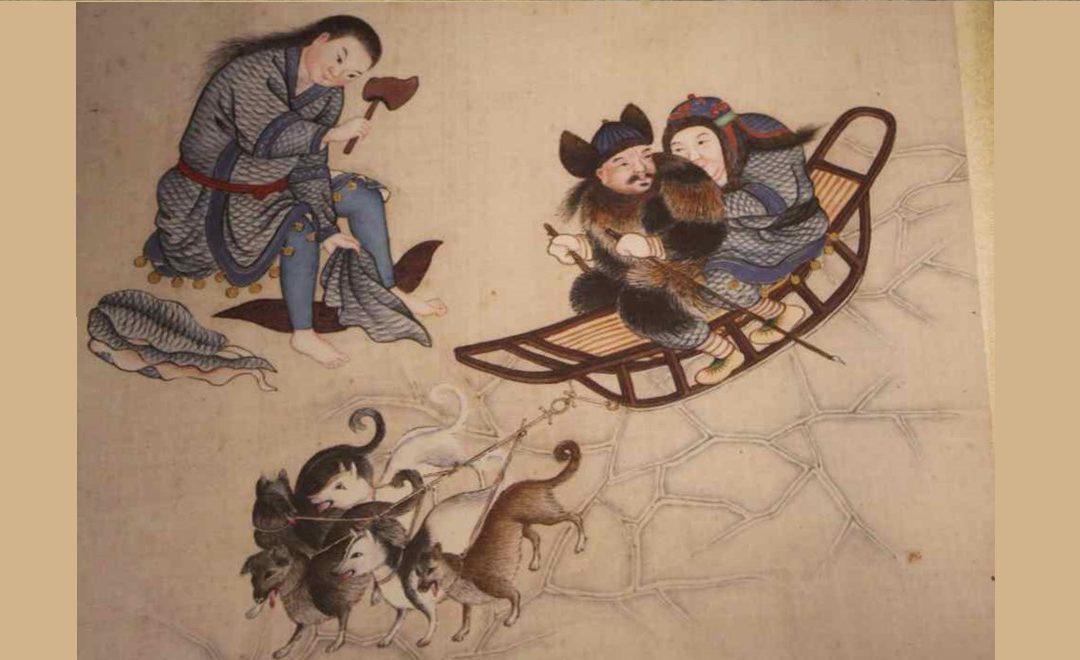 Tales of the faithful dog: China, Mongolia, the West