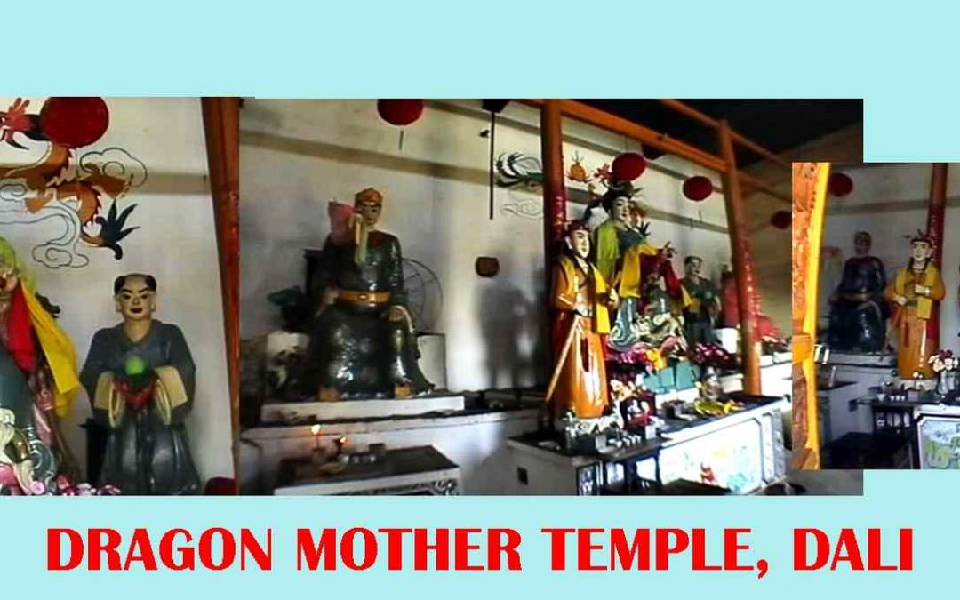 Temple to the Mother of the Dragon of the Bai