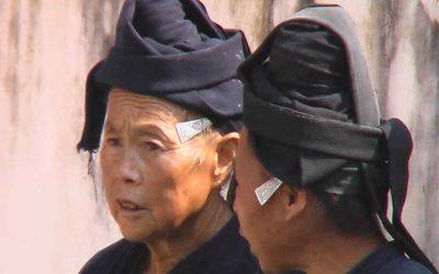 Zhuang Nationality in Wenshan Prefecture of Yunnan