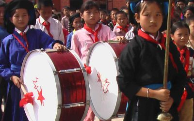 Festivals  of the Zhuang Nationality