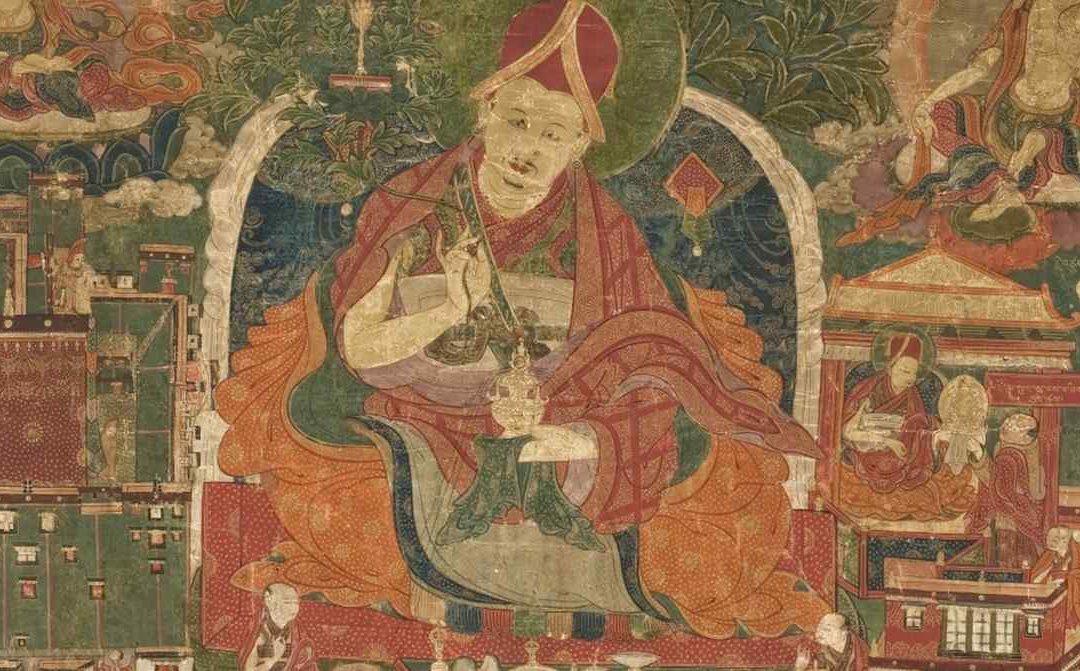 Sakya Monastery and its impressive art treasures