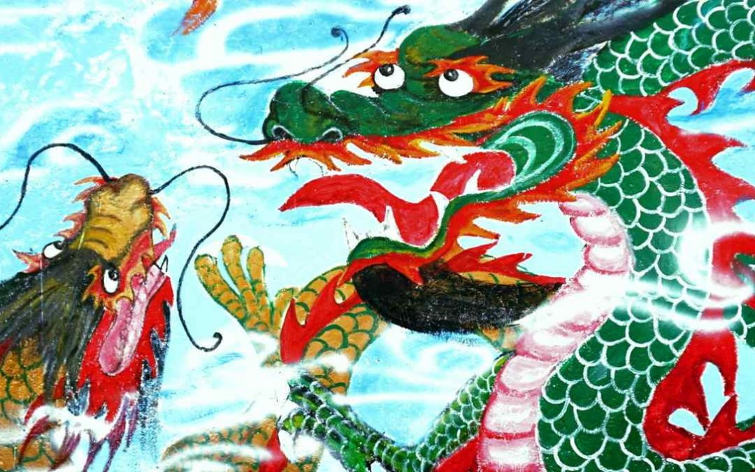 The Dragon in the Chinese Horoscope