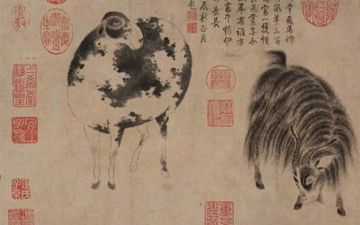 The goat in the Chinese horoscope