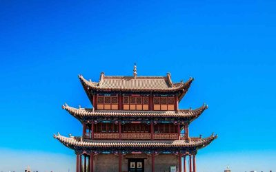 Jiayuguan Pass – the Great Wall on the Silk Road