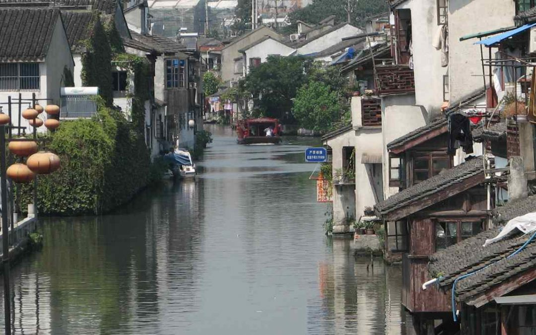 The Grand Canal and the Great Wall