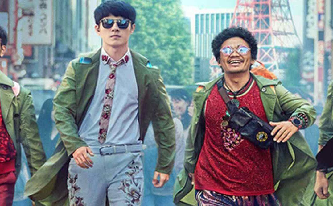 Detective Chinatown III- The biggest blockbuster in China
