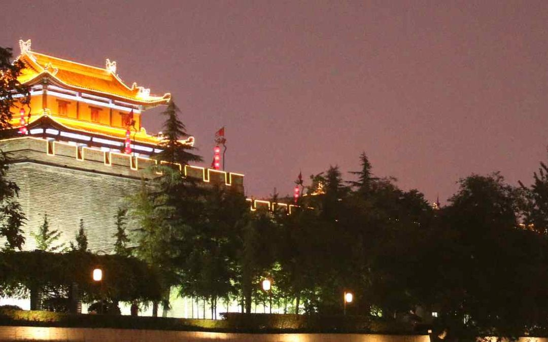 Xian, the ancient imperial capital