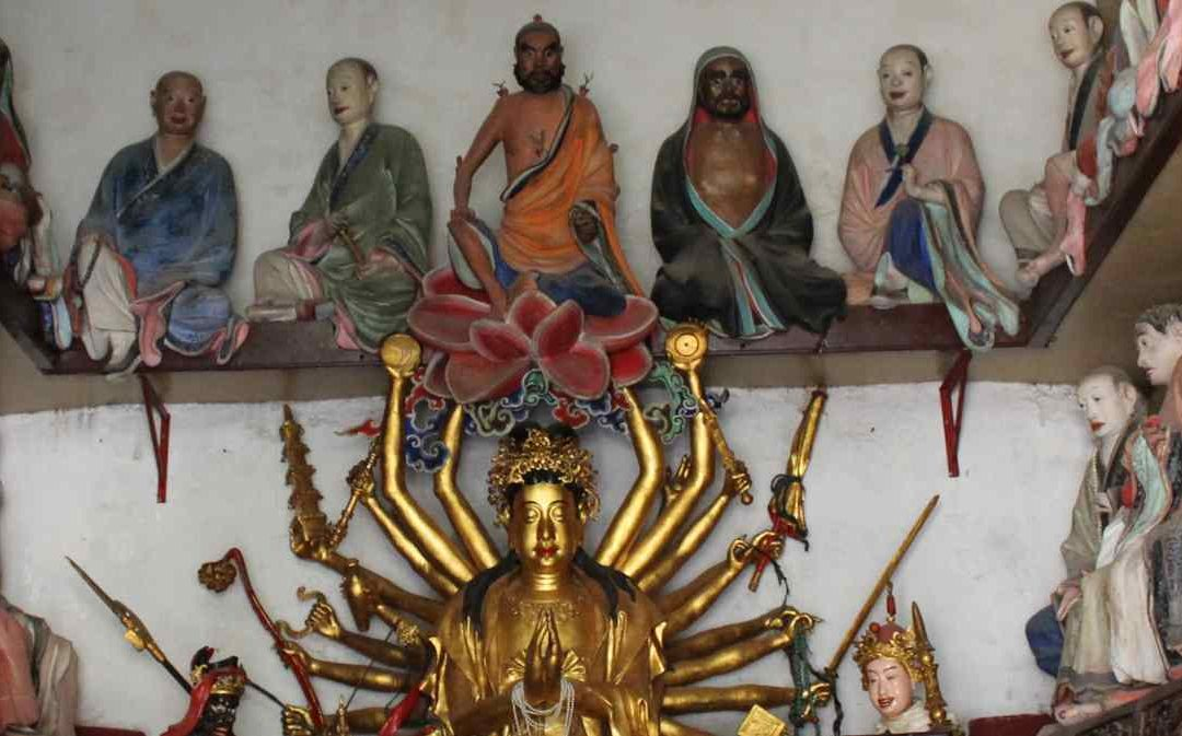 The top 10 gods in 20th century Sichuan