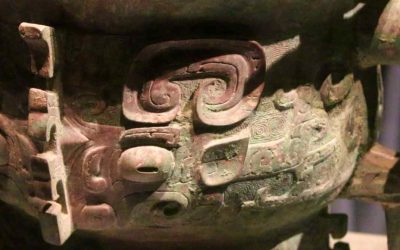 Spirits possession in ancient China